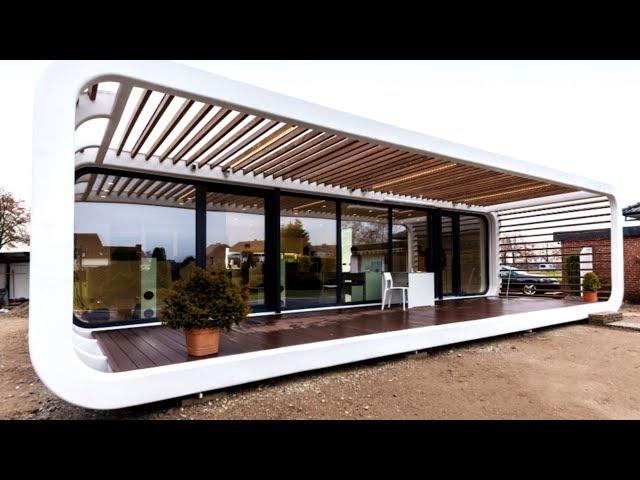6 Cool Prefab Houses