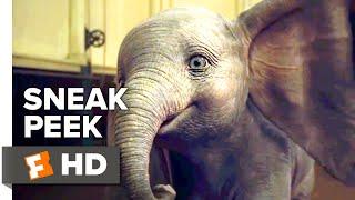 Dumbo Sneak Peek (2019)   'Prepare for Takeoff'   Movieclips Trailers