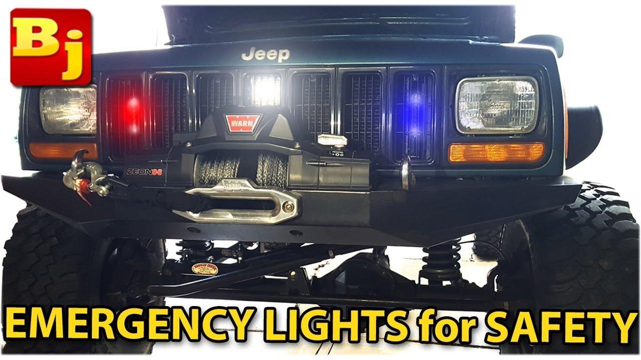 Emergency Vehicle Lamp Relay
