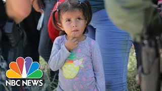 Foster Mother Describes Trauma Of Migrant Children Separated From Their Parents | NBC News