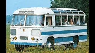Секреты ПАЗ-672. Как просто снять двигатель с автобуса.