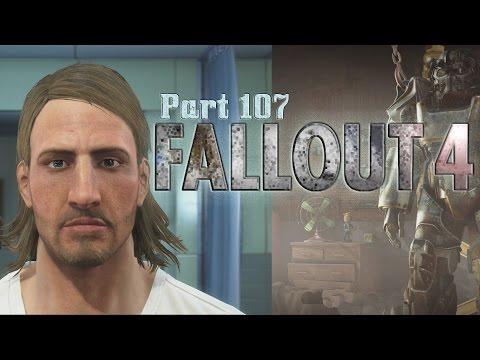 Let´s play Fallout 4 - Part  107 - Zwei stählerne Knackhintern unterwegs - Blind/Deutsch/German/HD+