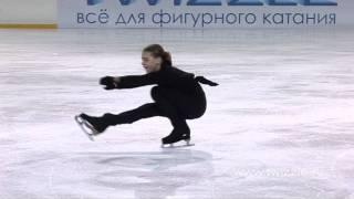 Волчок в исполнении Аделины Сотниковой