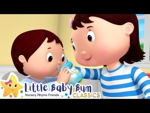 Baby Sitting Song + More Nursery Rhymes & Kids Songs - Little Baby Bum