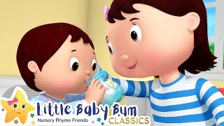 Baby Sitting Song + More Nursery Rhymes & Kids Songs - Learn with Little Baby Bum