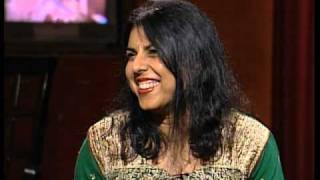 Chitra Divakaruni PBS Author interview