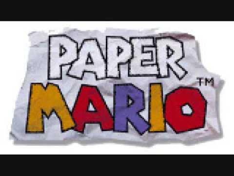 Petition: Paper Mario DS