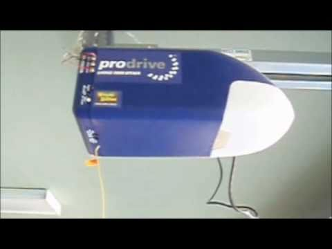 WayneDalton ProDrive 1/2 HP Belt Drive -TheGarageDoorGeek /2 - YouTube