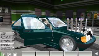 SLRR BUILD: Beaver's 190E V8 Drift Machine