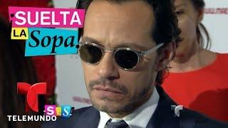Marc Anthony celebró su cumpleaños junto a Jennifer López | Suelta La Sopa | Entretenimiento