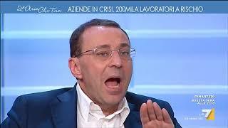 Crosetto (Fratelli d'Italia): 'De Masi fa spot ai Cinque Stelle'