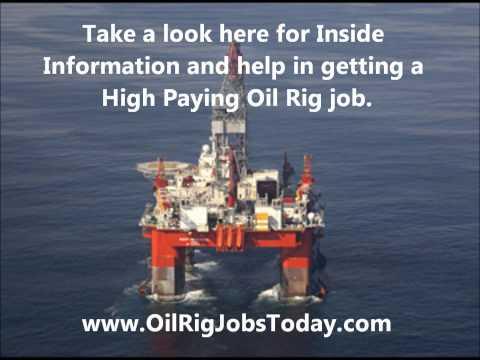 OFFSHORE DRILLING JOBS--Inside Information