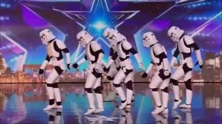 ストームトルーパーのキレッキレダンスが海外で話題に!