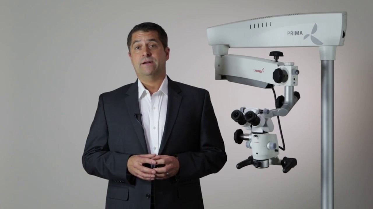 Labomed Prima Microscope Features and Benefits