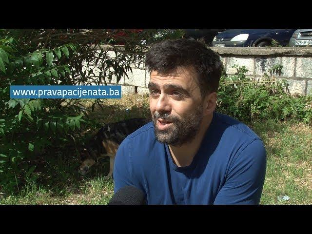 Anketa u Mostaru: Jeste li se nekad našli u situaciji da ste bili nezadovoljni zdravstvenom uslugom?
