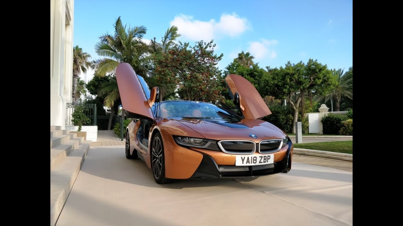 Bmw I8 Roadster Review 2018 The Hybrid Supercar By