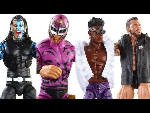 WWE ELITE 67 FULL SET ELITE FIGURES