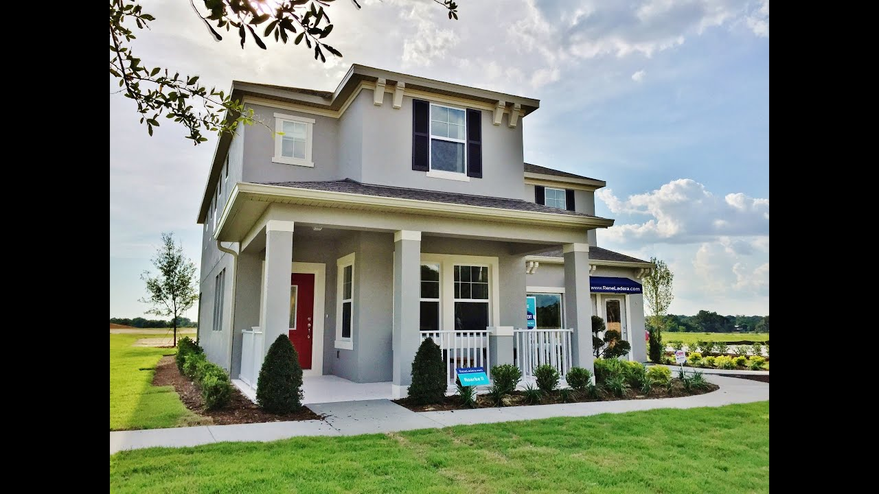 315k apopka fl 5h 4b casas nuevas en orlando florida propiedades e inmuebles youtube - Casas nuevas en terrassa ...