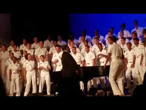 USNA Gospel Choir - 3, September 22, 2017
