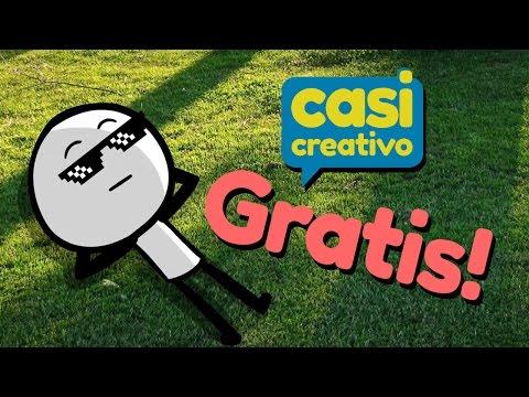 Gratis | Casi Creativo