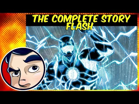 "The Flash ""Out of Time"" (Blue Flash) - Complete Story"