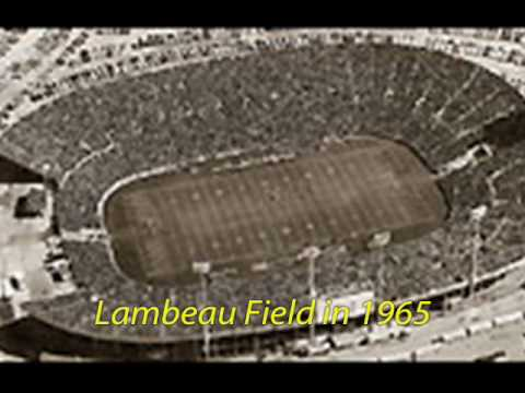 History of Lambeau Field