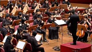 Digital Hub《數碼之源》for Large Chinese Orchestra