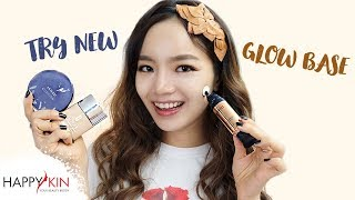 Try New Glow Base: Clinique, Pony Effect, Skin79, Jung Saem Mool | Happy Skin