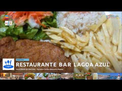 RESTAURANTE BAR LAGOA AZUL - Onde Comer Vila Praia de Âncora