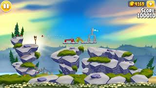Angry Birds Seasons, Summer Camp, 1-21, 126720