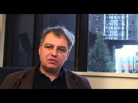Stefan Kitanov: Europa Cinemas Entrepreneur of the Year