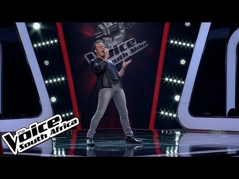 Josh - You Shook Me All Night Long | Blind Audition | The Voice SA Season 2