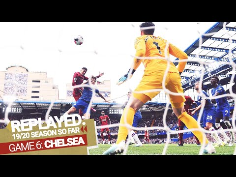 REPLAYED: Chelsea 1-2 Liverpool | Reds Make It Six With A Thunderbolt