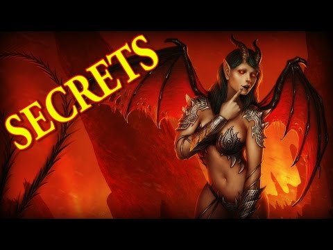 Dungeons and Dragons Lore: Succubus Secrets