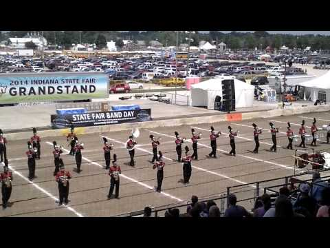 2014 Eastern Greene High School Marching Thunderbirds