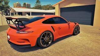Forza Horizon 3 GoPro - Racha De Porsche 911 GT3 RS BiTurbo ‹ ZoiooGamer ›