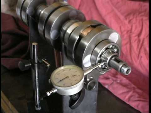 Kawasaki H1 Crank Comparison