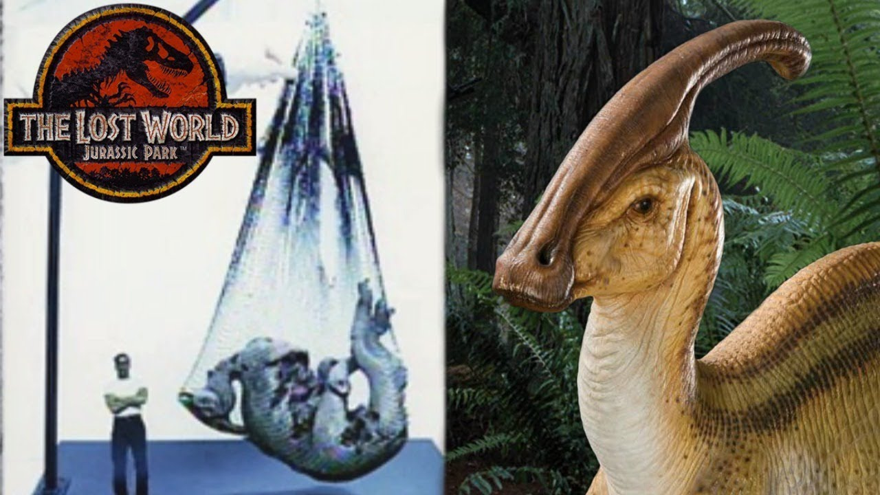 The Truth About The Deleted Opening Scene From The Lost World Jurassic Park Explained Youtube
