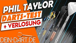 TARGET Power 9-Five Darts-Test 🎯| Die Phil Taylor Darts |  dein-dart.de