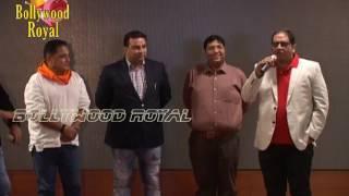 Boney Kapoor,Dr  Kumar Vishwas At Music Launch Of 'Dil Toh Deewana Hai' Part  1