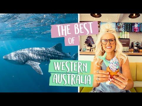 Road trip Western Australia - Perth to Exmouth