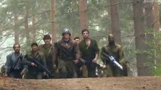 Съемки фильма Первый мститель 2011