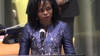 Mandela Prize Awards at UN