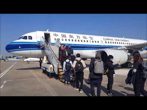 CHINA SOUTHERN AIRLINES CZ3379 Economy Class [Changsha - Guangzhou] Review