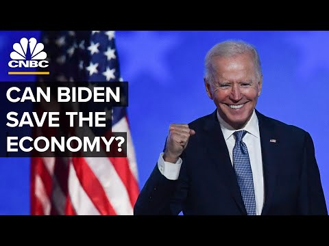 What Joe Biden's Victory Means For The Economy