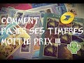 Comment payer ses timbres 50% moins cher !