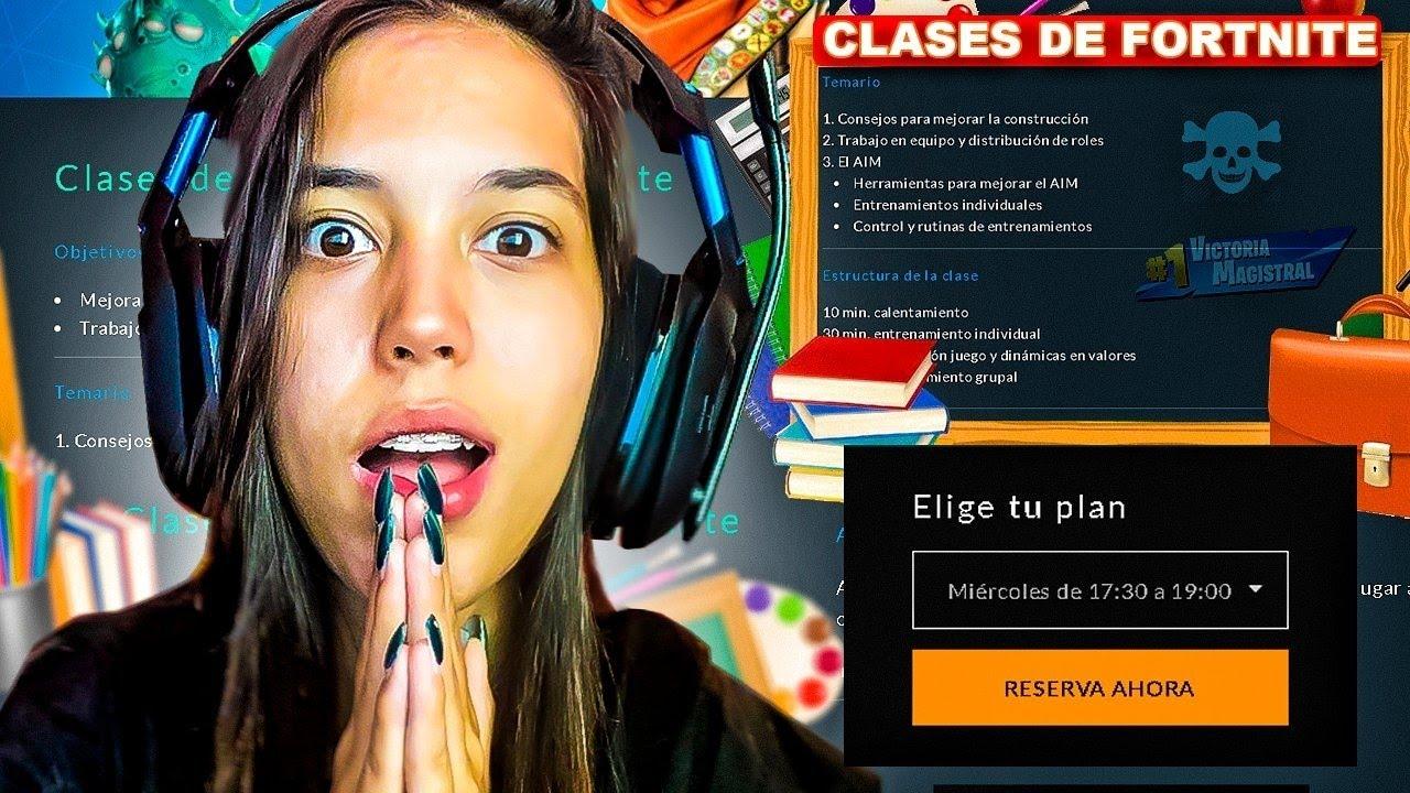 Compro CLASES de FORTNITE a NIÑO RATA y ME ESTAFA...*ACABA MAL*