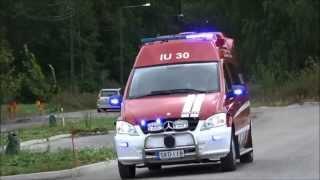 Pelastus Itä-Uusimaa 30, 101, 131 & 1555