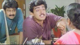 Vivek Comedy | Kaadhal Mannan Full Comedy | Thala Ajith Kumar | Tamil Super Comedy Scenes
