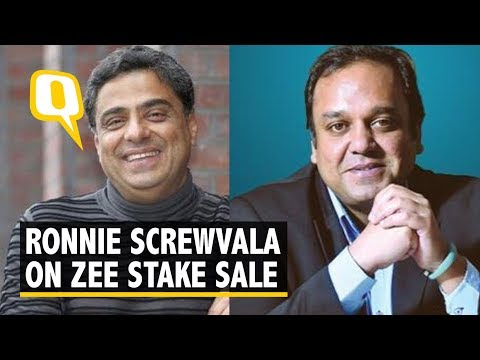 """Zee Promoters Looking To Seize The Next Trend"" : Ronnie Screwvala"